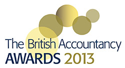 British Accountancy Awards in London