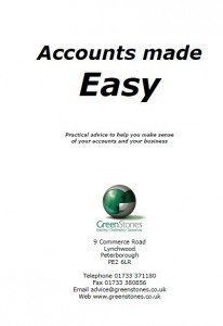 Accounts made easy front cover
