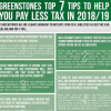 Greenstones Accountants Peterborough - Top 7 Tips to pay less tax